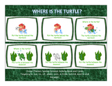 Where is the Turtle? Ocean-Theme Spatial Concept Book/Cards