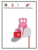 Where is the Valentine's Owl?
