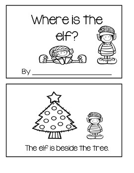 Where is the elf? - Positional Reader
