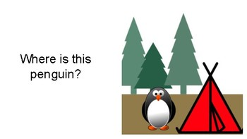Where is this penguin?