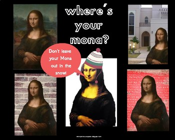 Where is your Mona?