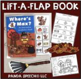 Where's Max? An interactive & adaptive book