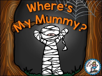 Where's My Mummy?  {Book Companion}