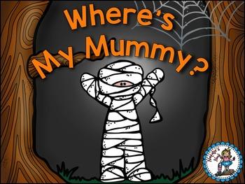 Where's My Mummy?  {Book Companion}