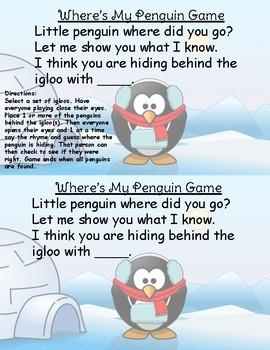Where's My Penguin