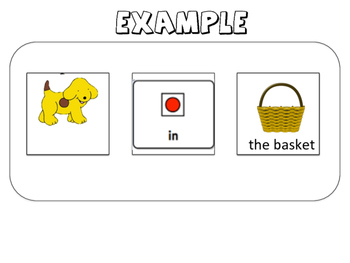 Where's Spot: Teaching Spatial Concepts/Prepositions