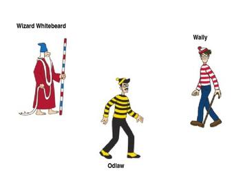 photo about Where's Waldo Printable titled Wheres Waldo