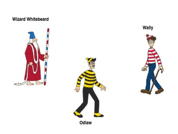 image about Where's Waldo Pictures Printable called Wheres Waldo