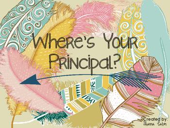 Where's Your Principal?