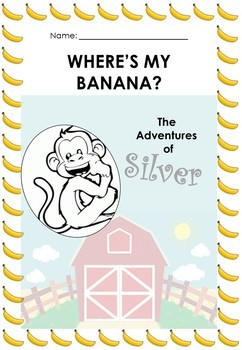 FREE:Where's my banana?