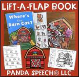 Where's the Barn Cat?  An interactive & adaptive book