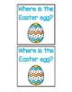 Where's the Easter Egg Cariboo and Flashcards