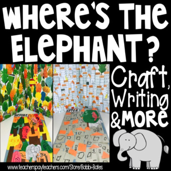 Where's the Elephant Craft and more