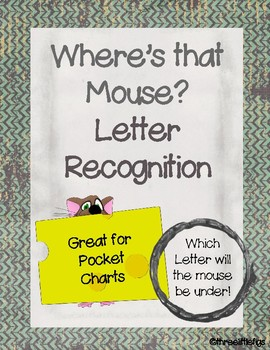 Where's the Mouse Letter Recognition
