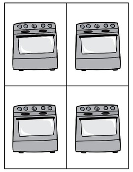 Where's the Oven?