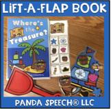Where's the Treasure?  An interactive & adaptive book