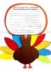 Where's the Turkey Craftivity