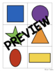 Where's the Turtle? (Color & Shape Recognition) Pocket Chart Game