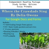 Where the Crawdads Sing Quizzes and Study Guide for Google