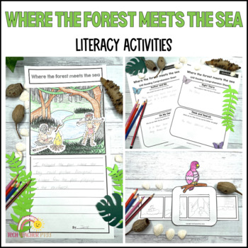 Where the Forest Meets the Sea Inspired Reading Comprehens