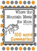 Where the Mountain Meets the Moon: 100 Word Summaries + Stories