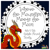 Where the Mountain Meets the Moon 5th & 4th Grade Florida Standards Assessments