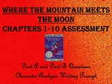 Where the Mountain Meets the Moon Assessment