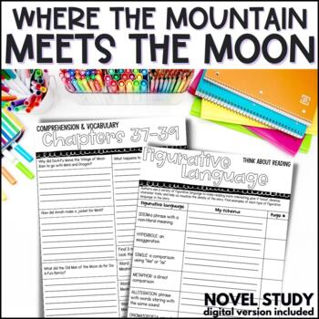 Where the Mountain Meets the Moon Novel Study
