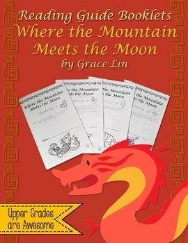 Where the Mountain Meets the Moon Reading Guide Booklets