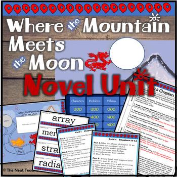 Where the Mountain Meets the Moon Unit Bundle