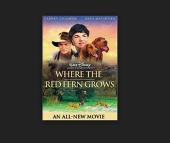 Where the Red Fern Grows Chapters 1-10