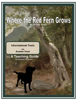 Where the Red Fern Grows Informational Texts