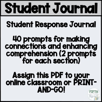 Where the Red Fern Grows Student Journal PLUS PowerPoint Presentation