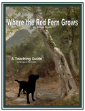 Where the Red Fern Grows Teaching Guide