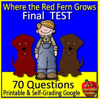 Where the Red Fern Grows Test