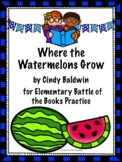 Where the Watermelons Grow - EBOB