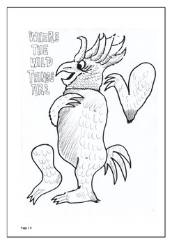 Where the Wild Things Are and other Maurice Sendak Books