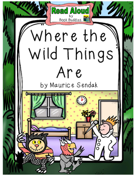 Where the Wild Things Are Reading Activities