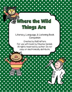 Where the Wild Things Are Book Companion