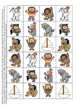 Where the Wild Things Are Story Companion