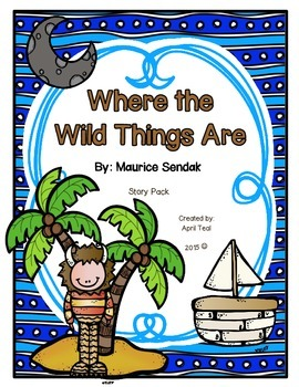 Where the Wild Things Are Book Study