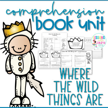 """""""Where the Wild Things Are"""" Book Unit"""