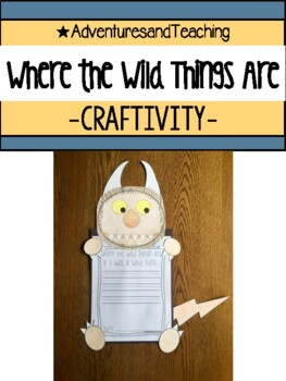 Where the Wild Things Are {Craftivity}