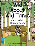 Where the Wild Things Are {Decorative Theme Pack}