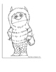 Where the Wild Things Are Family Packet