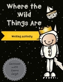 "FREE ""Where the Wild Things Are"" Writing Activity"