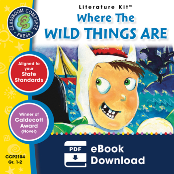 Where the Wild Things Are Gr. 1-2
