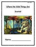 Where the Wild Things Are Journal - Jacob's Ladder