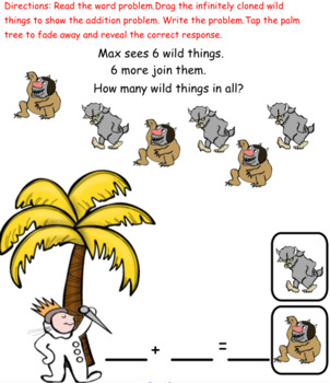Where the Wild Things Are Literacy and Math for the Smart Board