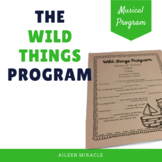 Where the Wild Things Are Musical Program